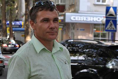 Эколог Евгений Витишко сел на три года за надписи на заборе