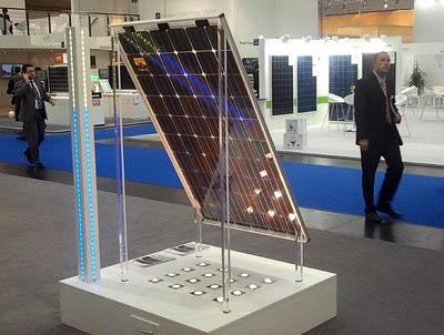 Двусторонние солнечные панели компании bSolar: еще выше КПД при тех же затратах