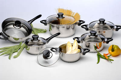 Выбор кухонной посуды по экологическим характеристикам (ч.1/3)