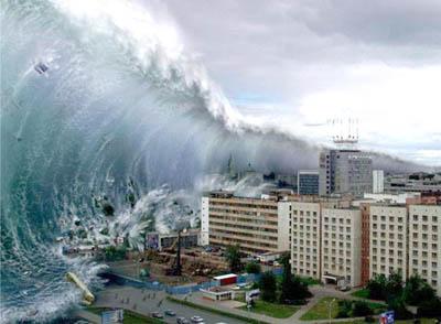 Ученые Германии опасаются, что 2014 год может побить все рекорды по количеству стихийных катастроф и пожаров