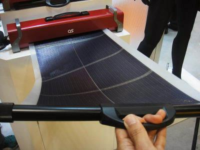 солнечная панель GSR-110B