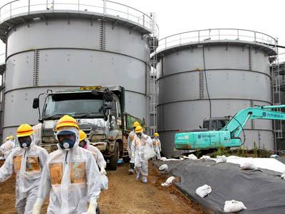 В марте 2014 на АЭС «Фукусима-1» начнется тест системы вечной заморозки