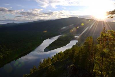 В Забайкалье создадут национальный парк