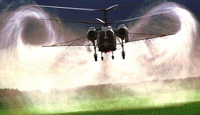 Исследование: гербициды обнаружены в 75% проб воздуха и дождевой воды