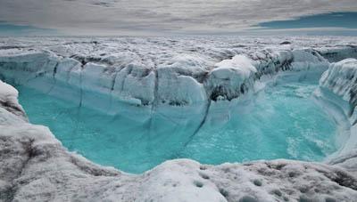 Экологи нашли в Гренландии четыре новых озоноразрушающих вещества