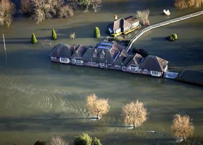 Ученые призвали Европу приготовиться к великой природной катастрофе