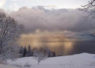неустойчивая погода зимой