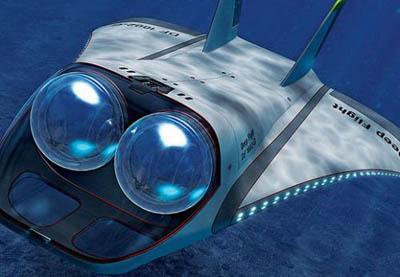 Подводные планеры в качестве