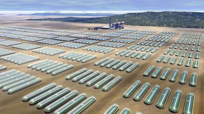 солнечное производство водорода