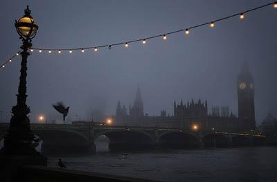 Туман и смог - один лечит, другой калечит