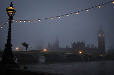 туман или смог