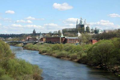 Русло Днепра в Смоленске очистят впервые за 40 лет