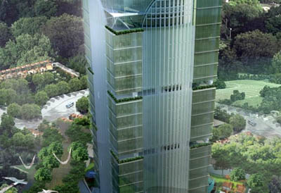 GKM Green Tower