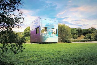 Harwyn Pod: энергоэффективный офис в миниатюре