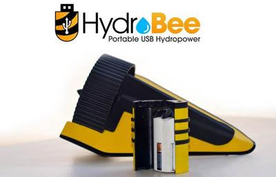 HydroBee – гидроэлектростанция размером с пивную банку