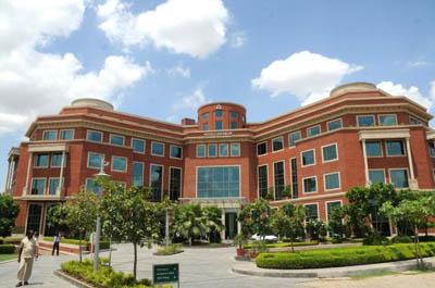 ITC Green Centre - энергоэффективное офисное здание в Гургаоне, Индия