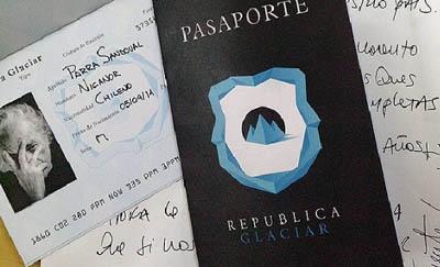 Republica Glaciar
