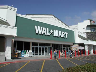 Walmart предпочитает водородное топливо