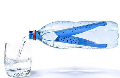 Фильтр WaterBean на основе кокосового угля для пластиковых бутылок