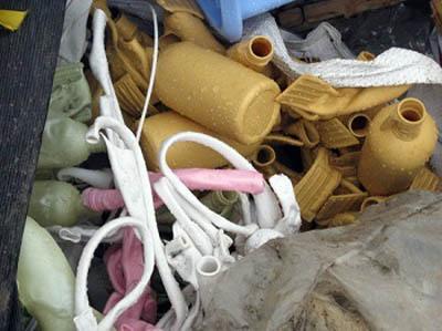 Утилизация полипропиленовых отходов: покупка б/у флакончиков и другой тары из полипропилена