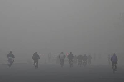 Государственные меры по борьбе со смогом в Китае