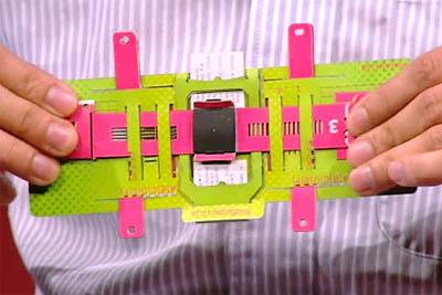 Создан картонный микроскоп стоимостью менее доллара