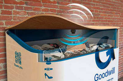 В Сан-Франциско появятся умные контейнеры для текстиля