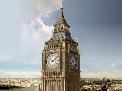 лондонский БигБен