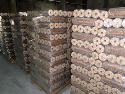 В республике Коми постепенно переходят на биотопливо