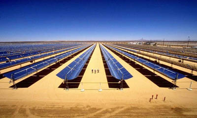Рынок солнечной энергии ждет стремительный рост