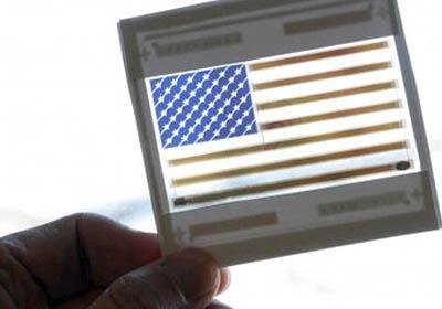 Американский ученый разработал новый вид солнечных батарей с большим функционалом