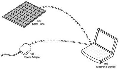 Apple оснастит гаджеты солнечными преобразователями