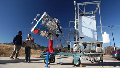 Американские специалисты разработали туалет, который может работать на солнечной энергии и производить биоуголь