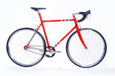 велосипед 3DP-F1