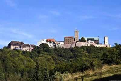 Ветрогенераторы могли лишить легендарный замок в Германии статуса Всемирного культурного наследия ЮНЕСКО