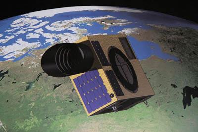 NEOSSat – первый в мире орбитальный телескоп, обнаруживающий астероиды