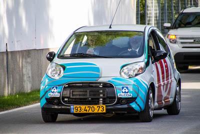 Электромобиль на алюминиево-воздушной батарее преодолел 1600 км на одном заряде