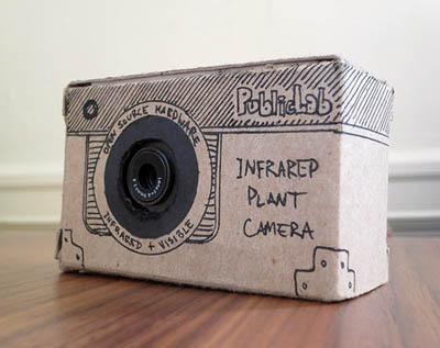 Экологическая фотокамера Infragram поможет выявить заболевания растений