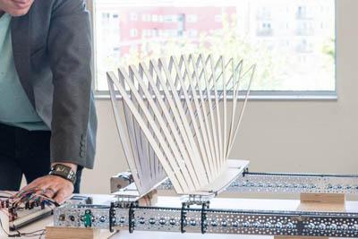 Новая интеллектуальная солнцезащитная система для зданий Sunbreak от NBBJ