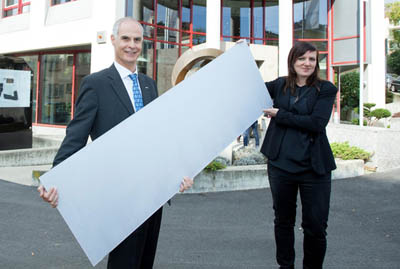 Белые солнечные панели – эстетическое решение в дизайне зданий