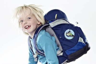 Экологичные анатомические рюкзаки Ergobag для детей
