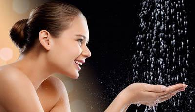 Экономия воды в душе и пузырьковая вода для тела с лейкой Elixator douche (ч.1/2)