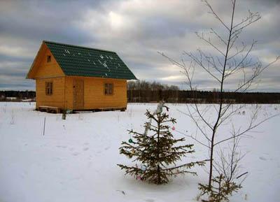 Эко-поселение Миродолье в Сергиево-Посадском районе