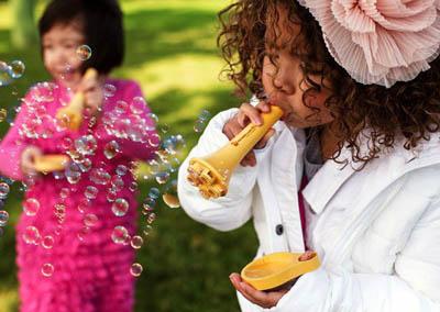 Mother's Corn Bubble – мыльные пузыри из натурального сырья, экологически безопасные для детей