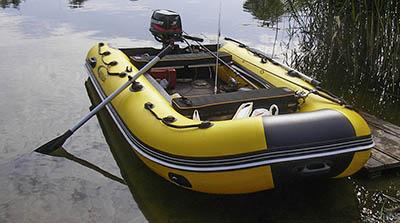 Моторные лодки и рибы Captain