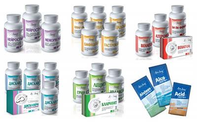 Натуральные препараты российского производства для здоровья
