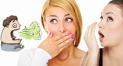 Как устранить запах изо рта срочно народными методами?