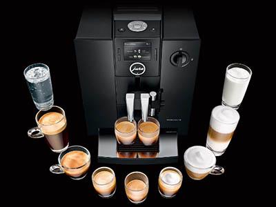 Кофемашины: качественный кофе для себя и для заработка