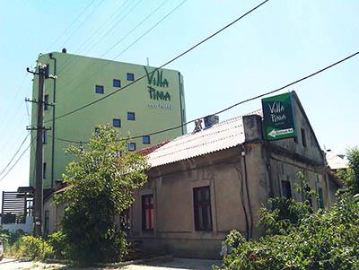 Эко-отель Villa Pinia Odessa: здоровое проживание в Одессе в гармонии с природой