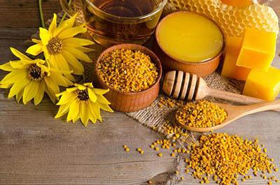 Польза продуктов пчеловодства: пыльца и перга (ч.2/3)